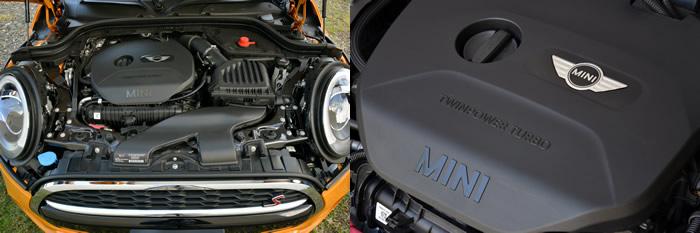 F56 ミニクーパーS エンジン