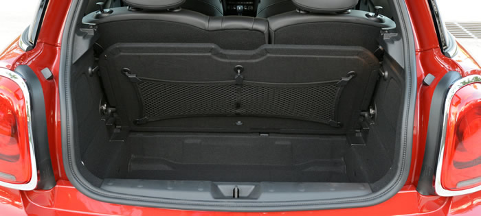 MINI F56 オプション ストレージコンパートメントパッケージ