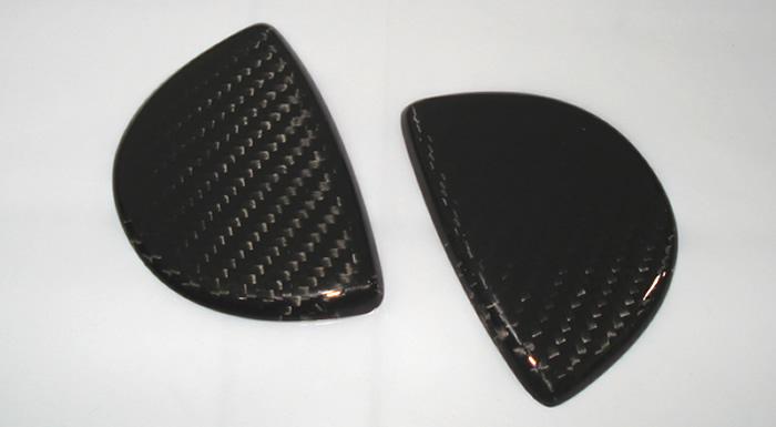 ミニクロスオーバー R60 R61 カーボン ウォッシャーカバー