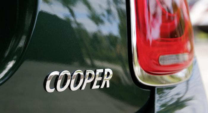 F56 ミニクーパー ブリティッシュレーシング グリーン テールランプ