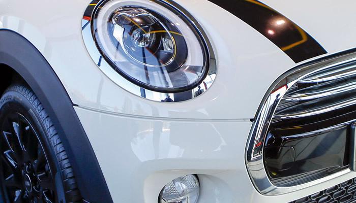 ミニ3ドア F56 クーパー ペッパーホワイト