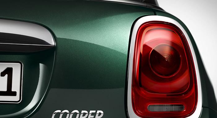 F56 ミニクーパーS ブリティッシュレーシング グリーン メタリック