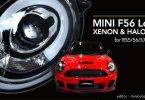 MINI F56風 ヘッドライト