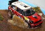 WRC ミニクロスオーバー ジオラマ