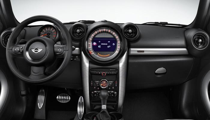 ミニクロスオーバー R60 特別仕様車 パークレーン インテリア(内装)
