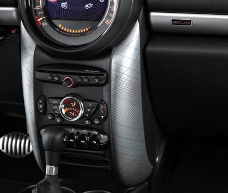 ミニクロスオーバー R60 特別仕様車 パークレーン 専用インテリアパネル