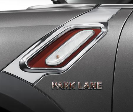ミニクロスオーバー R60 特別仕様車 パークレーン サイドスカットル