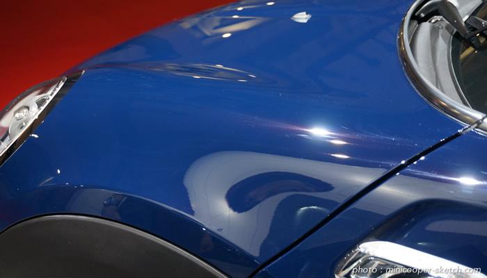限定車 ミニ ジャーミン 3ドア F56 ラピスラグジュアリーブルー