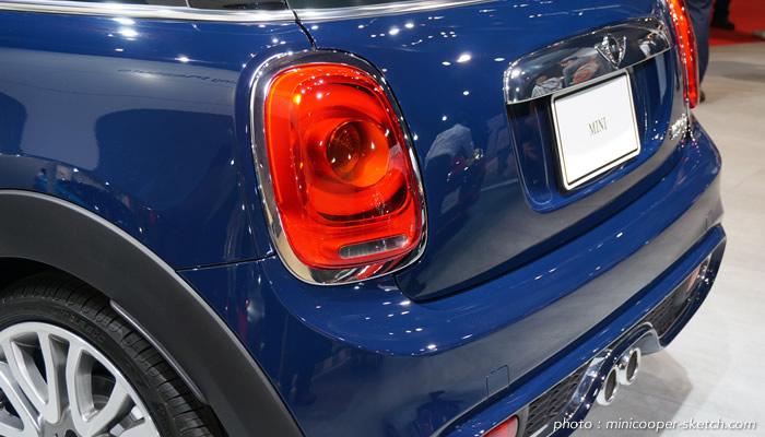 限定車 ミニ ジャーミン 3ドア F56 テールランプ