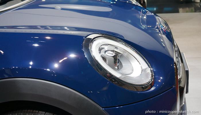 限定車 ミニ ジャーミン 3ドア F56 LEDヘッドライト