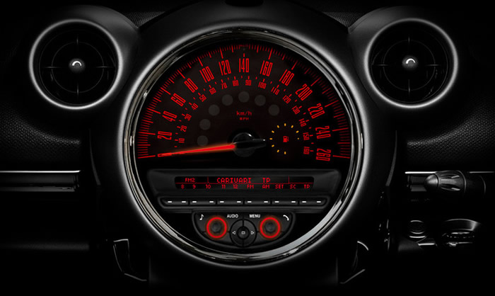 MINIMAX カスタムゲージ model-R Limited R60 R61用