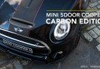 ミニクーパーS カーボンエディション F55 アメリカ限定車