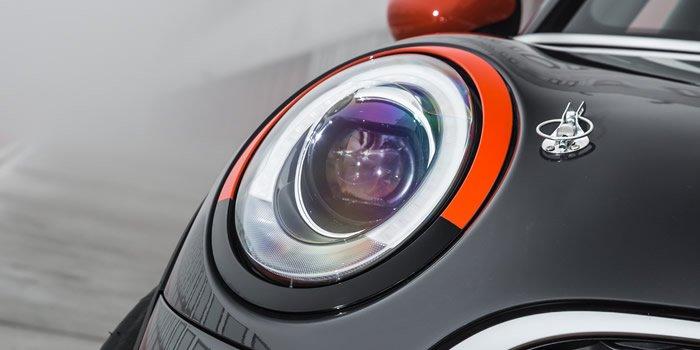 ヘッドライトリング デカール