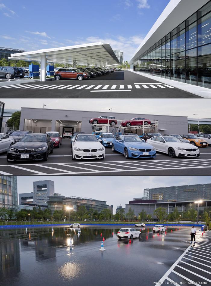 お台場 BMW GROUP Tokyo Bay 試乗車
