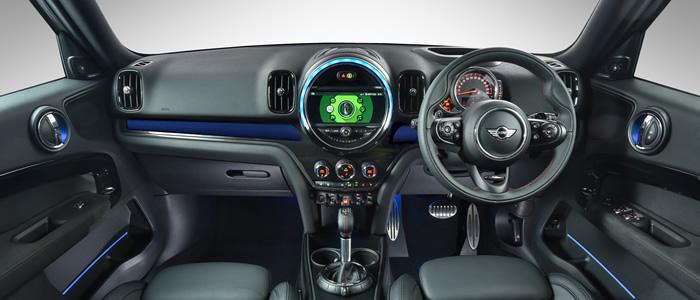 MINI クロスオーバー F60 ミニクーパーSD 内装