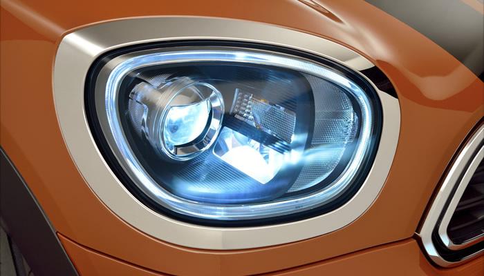 ミニクロスオーバー F60 ミニクーパーS LEDヘッドライト