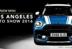 ロサンゼルスオートショー 2016 ミニクロスオーバー F60