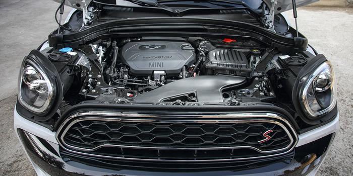 ミニクロスオーバー F60 ディーゼルエンジン