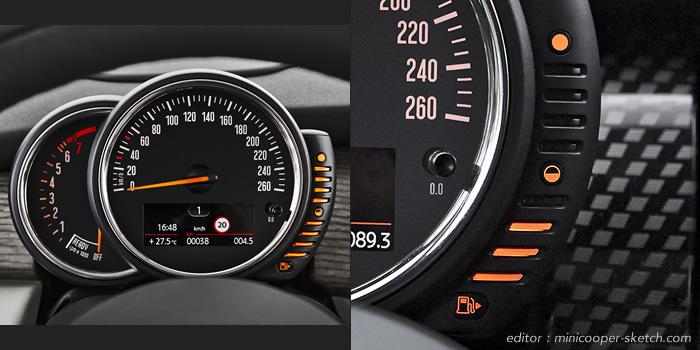 MINI F56 F55 F57 F54 F60 2017年7月の変更 変更前の燃料系