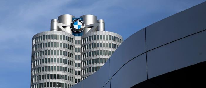 BMW本社 ドイツ ミュンヘン