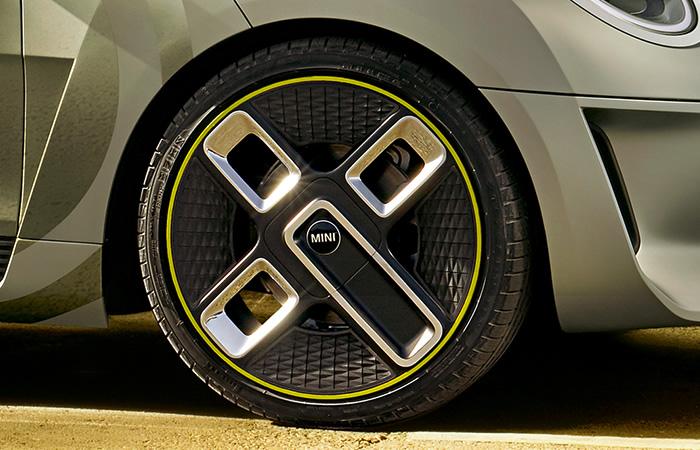 電気自動車 MINI エレクトリック コンセプト 2017年 19インチホイール