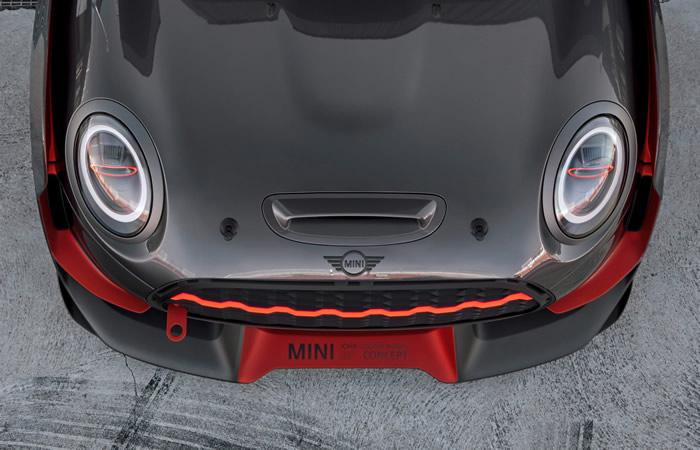 ミニ F56 ジョンクーパーワークス GP コンセプト フロントリップ