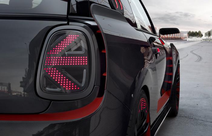 ミニ F56 ジョンクーパーワークス GP コンセプト ユニオンジャック テールランプ