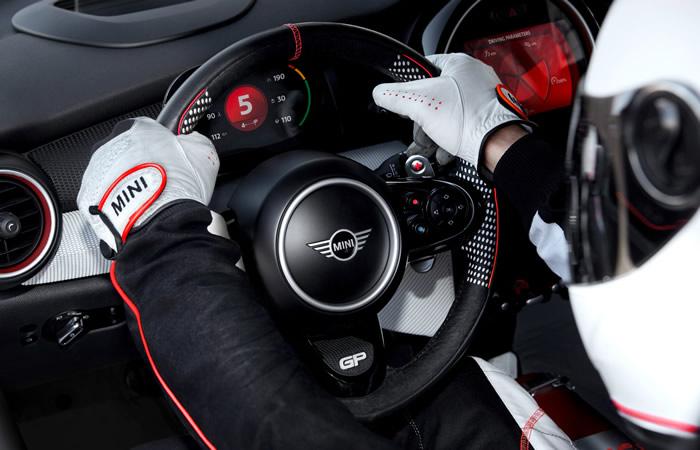 ミニ F56 ジョンクーパーワークス GP コンセプト ステアリングホイール