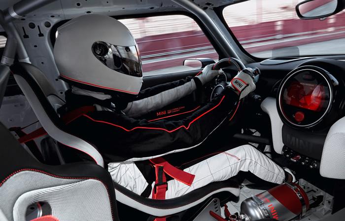 ミニ F56 ジョンクーパーワークス GP コンセプト ドライバー