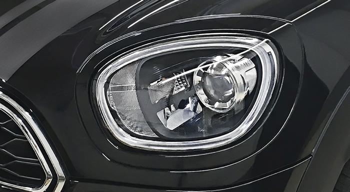 ミニクロスオーバー F60 限定車 ブラックヒース ブラックリング