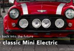 クラシックミニ EV 電気自動車