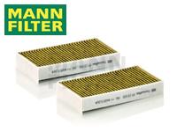 ミニクーパー マンフィルター 高性能エアコンフィルター フレシャスプラス F56 F55 F57 F54 F60