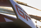 ミニ3ドア F56 ジョンクーパーワークスGP リアスポイラーロゴ