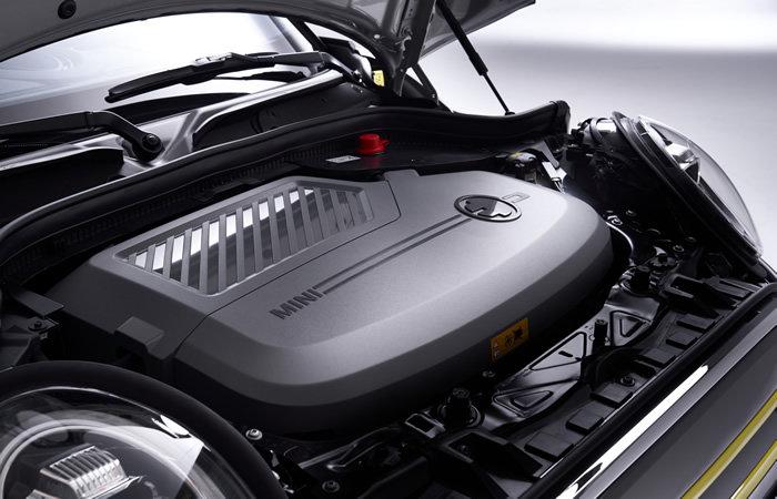 ミニクーパーSE 電気自動車 電気モーター