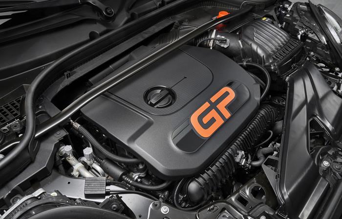 ミニ3ドア ジョンクーパーワークスGP F56 エンジン