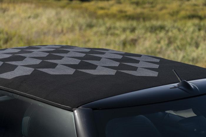 ミニコンバーチブル F57 ミニユアーズソフトトップ特別仕様車 サイドウォーク