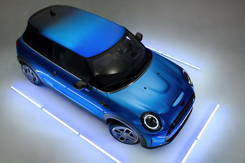 ミニクーパー マイナーチェンジ 2021年 LCI 3ドア クーパーSE EV
