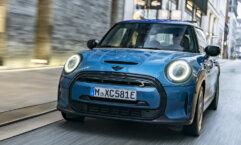 ミニ3ドア ミニクーパーSE 2021年 電気自動車